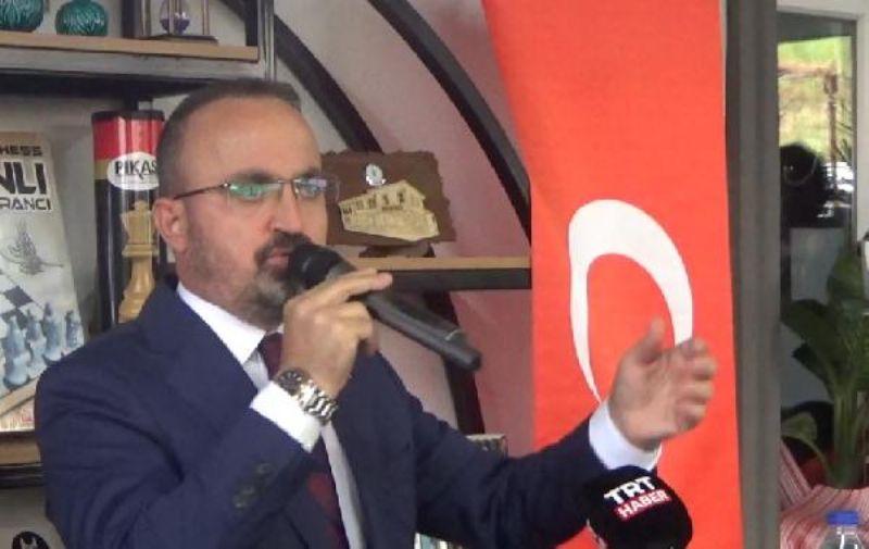 AK Parti'li Turan: Bunlar Tek Dişi Kalmış Canavar