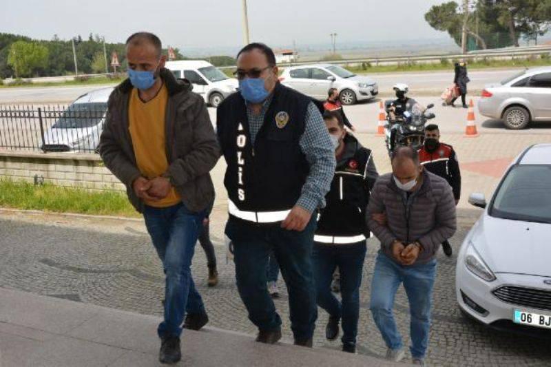 Evde Uyuşturucu Partisine Polis Baskını