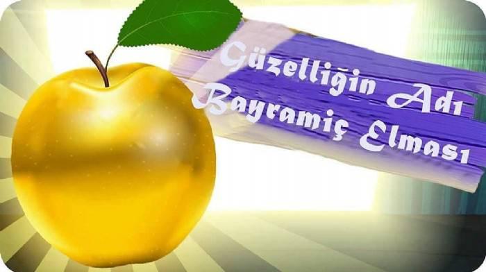 Tescilli Bayramiç Beyazı ve Elması