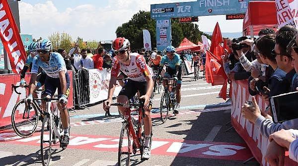 Cumhurbaşkanlığı Türkiye Bisiklet Turu'nun İkinci Etabı Tamamlandı