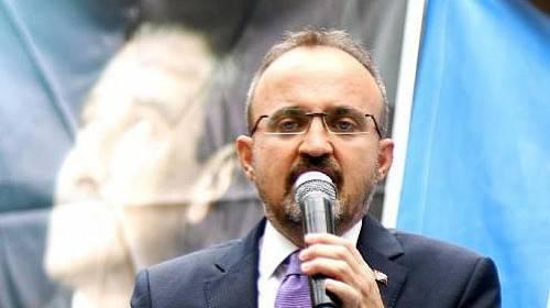 AK Partili Turan: Kılıçdaroğlu, 'Atatürk Demem' Diyen Kaftancıoğlu'nu Duymadı Bile