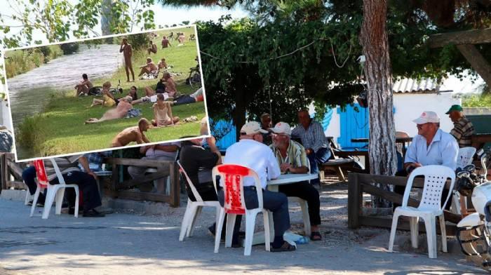 Çıplak Köyü Sakinlerinden 'Çıplaklar Kampı' Paylaşımına Tepki