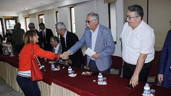 Çanakkale'de Bayramlaşma Programı Düzenlendi