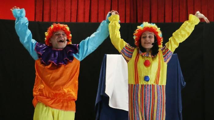 Gündüz Çocuklara, Gece Büyüklere Tiyatro