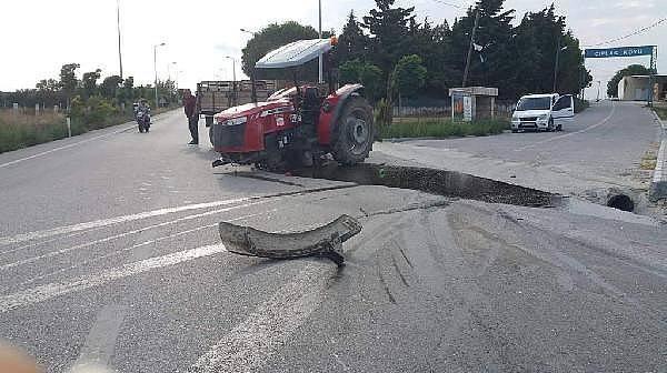 Tarım İşçilerini Taşıyan Minibüs ile Traktör Çarpıştı: 18 Yaralı