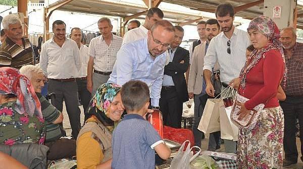 AK Parti'li Turan: Türkiye'yi Uşak Gibi Görmek İsteyenlere, Hak Ettiği Cevap Veriliyor