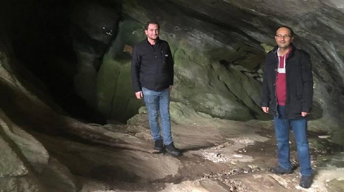 Alman Bilim İnsanı Sintenis'in Kaz Dağları'nda Yaşadığı Mağara Turizme Açılacak