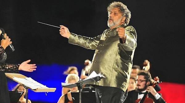 Çanakkale'de, 'Senfoni ile Müziğimiz' Konseri