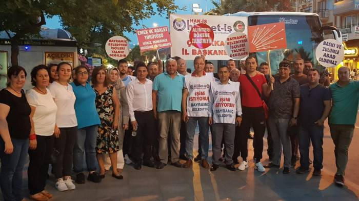 Bayramiç Belediyesi'nde İşten Çıkarmalar Devam Ediyor