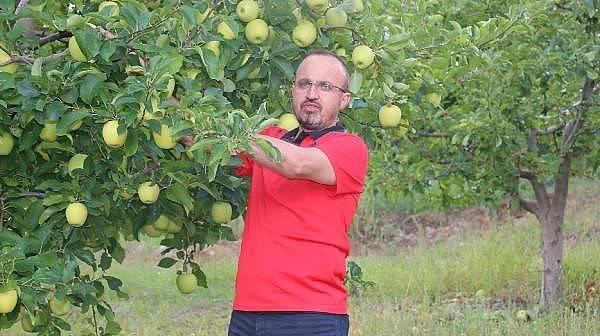 AK Partili Turan: Bırakın Krizi, Çalışan İnsan Emeğinin Karşılığını Buluyor