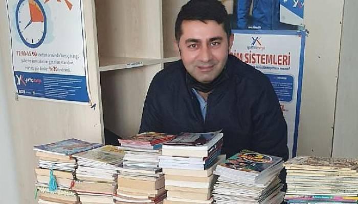Mardinli Şehidin Adının Yaşatıldığı Kütüphaneye Çanakkale'den Bin 250 Kitap