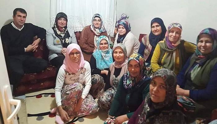 Bayramiç'te 'Çat-Kapı' Mahalle Gezisi