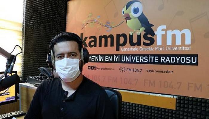 ÇOMÜ Kampüs FM Yayınlarında, Halil Sezai Parçalarına Yer Vermeyecek