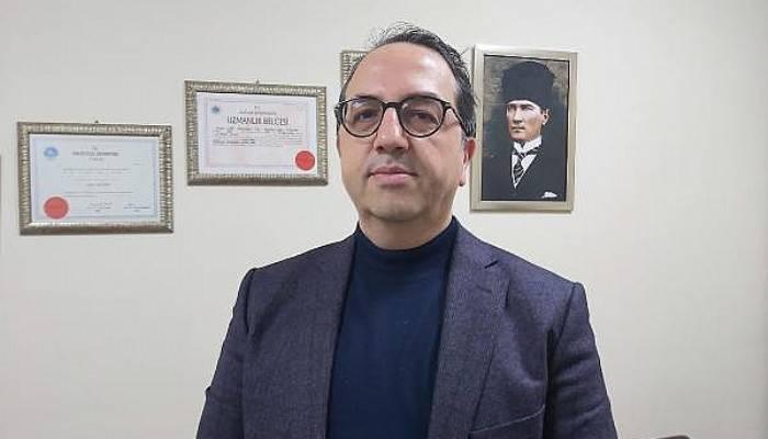 """Prof. Dr. Şener: """"Sarı ve Turuncu Renkli İllere Dikkat"""
