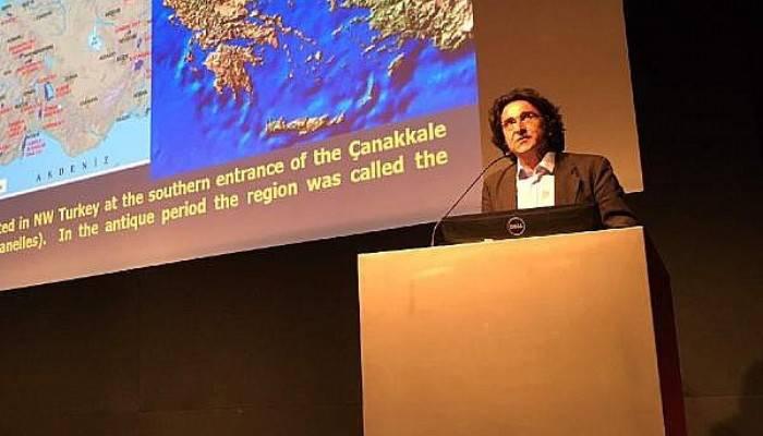 İngiltere'deki Konferanstan Dünyaya Seslendi: Troya'dan Kaçırılan Eserleri Geri Verin