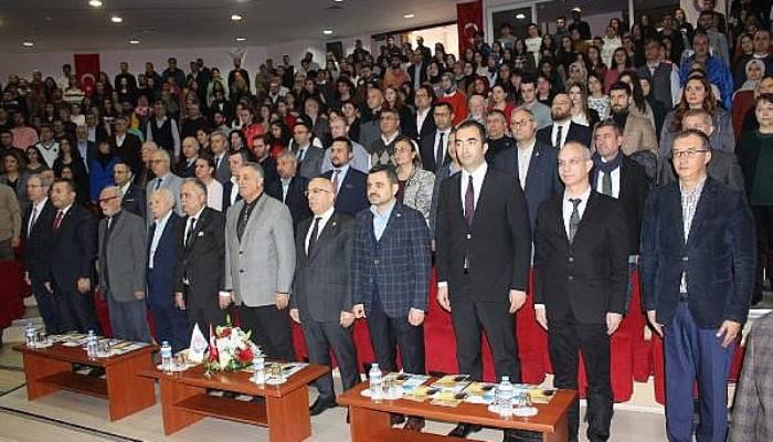 ÇOMÜ'de Prof. Dr. Sabahattin Zaim İçin Anma Töreni