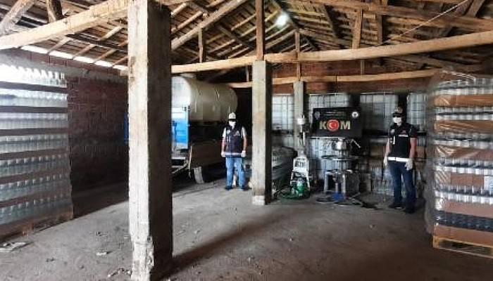Çanakkale Merkezli 4 İlde Kaçak Etil Alkol Operasyonu: 17 Gözaltı