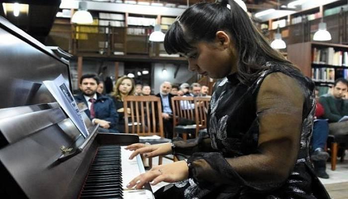 Beril'den Piyano Resitali