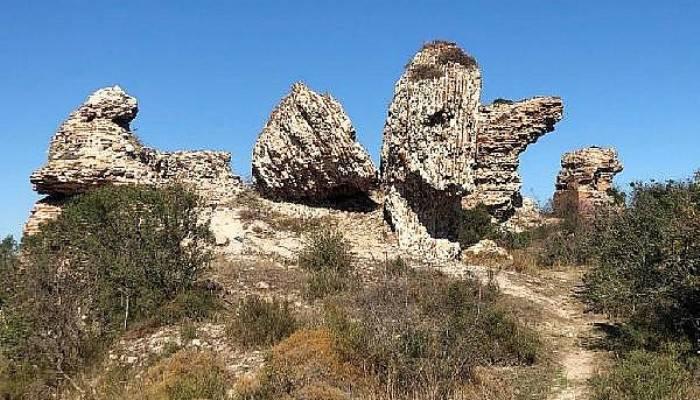 Pegai Kalesi'nde Arkeolojik Yüzey Araştırması Yapılacak