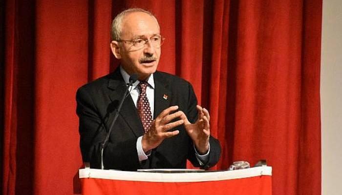 Kılıçdaroğlu: McKinsey'i Maliye'nin Kozmik Odasına Sokacaklar