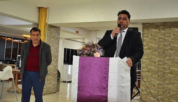 Gelibolu'da, Romanlardan Uyuşturucuyla Mücadele Toplantısı