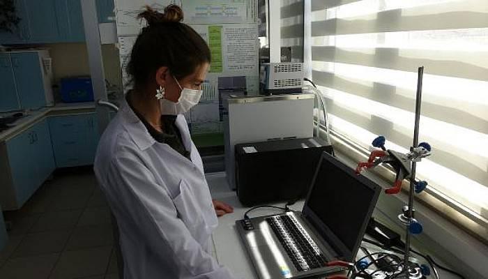 ÇOMÜ'de 8 Dakikada Sonuç Veren Çift Antikorlu Covid-19 Tanı Kiti Geliştirildi