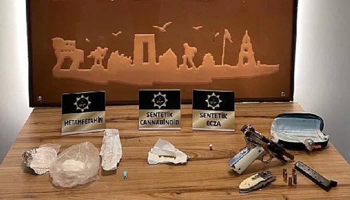 Çanakkale'de Uyuşturucu Operasyonu: 1 Kişi Tutuklandı