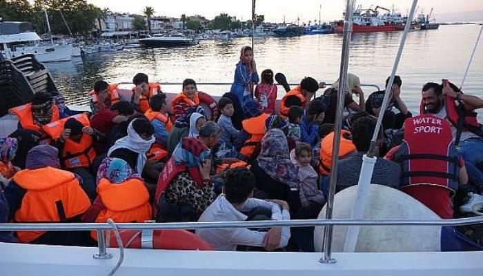 Çanakkale'de 41 Kaçak Yakalandı