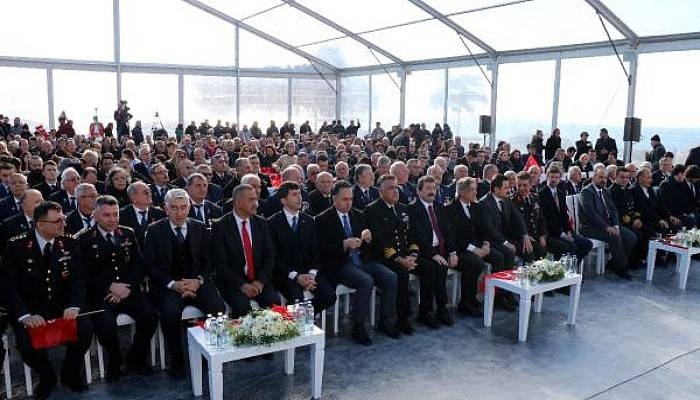 Gelibolu'nun Tahliyesinin 104'üncü Yılı İçin Tören
