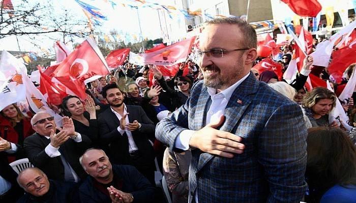 Türkiye'yi Her Alanda Büyütmeye Devam Edeceğiz