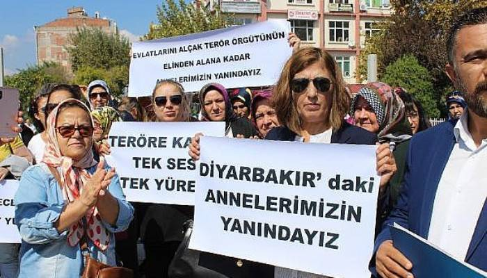 Çanakkaleli Kadınlardan Diyarbakır'daki Ailelere Destek