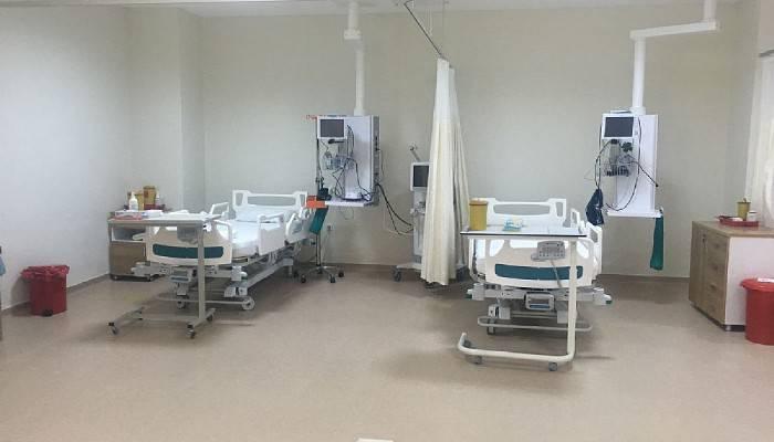 Biga'da Yoğun Bakım Yatak Sayısı Arttı