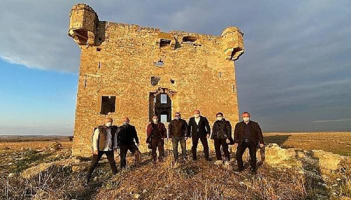 Vali Aktaş'tan Troya Tarihi Milli Parkı'nda İnceleme