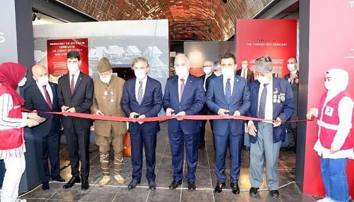 'Kızılay Ağadere Müzesi' Törenle Açıldı