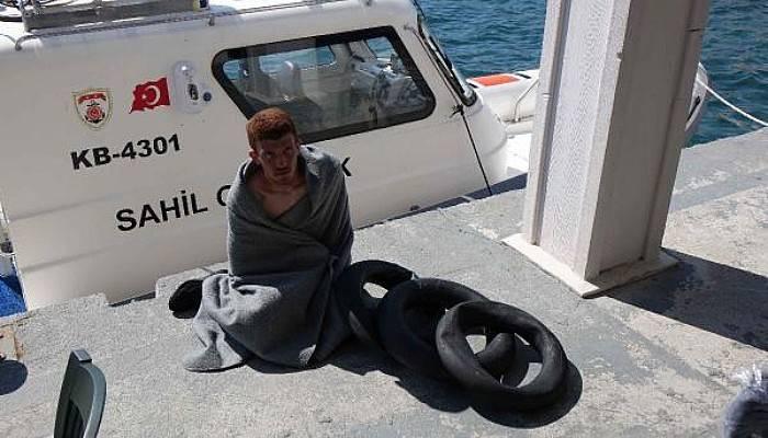 Şambrel İle Yunan Adasına Gitmek İsterken Yakalandı