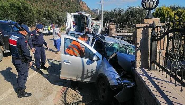 Ayvacık'ta Trafik Kazası: 3 Ölü 1 Ağır Yaralı