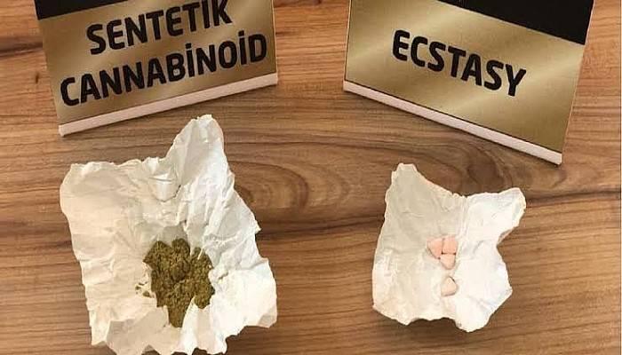 Çanakkale'de Uyuşturucuya 4 Tutuklama