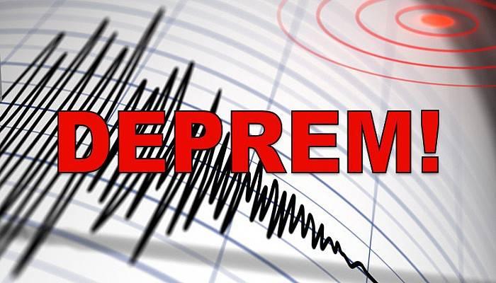 Biga'da 3.6 Büyüklüğünde Deprem