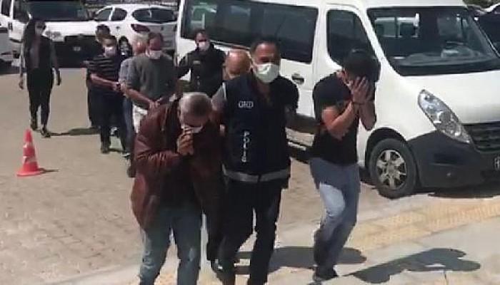 Çanakkale'de 10 İnsan Kaçakçılığı Şüphelisi Adliyede
