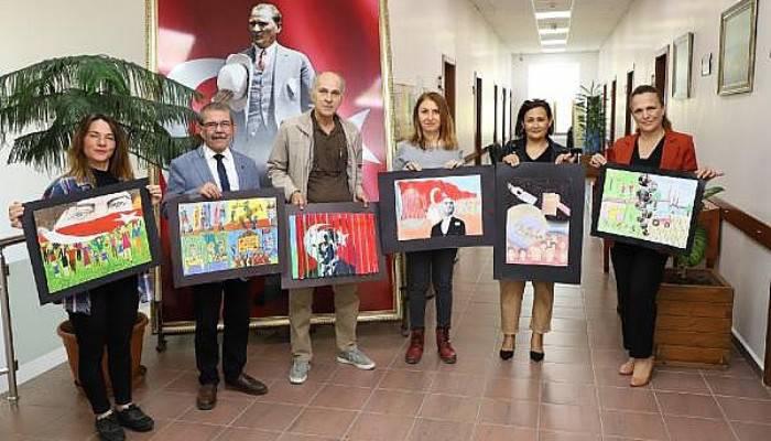 Gelibolu Belediyesi'nin Geleneksel 29 Ekim Yarışması Sonuçlandı