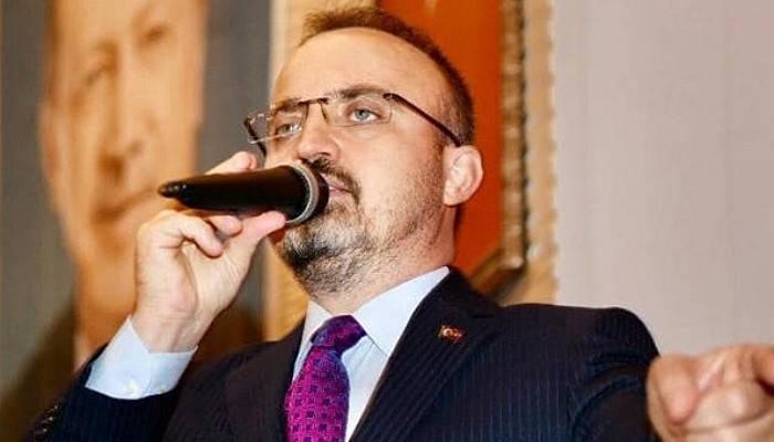 AK Parti'li Turan: Bunların Partisi Bildiğiniz Game of CHP