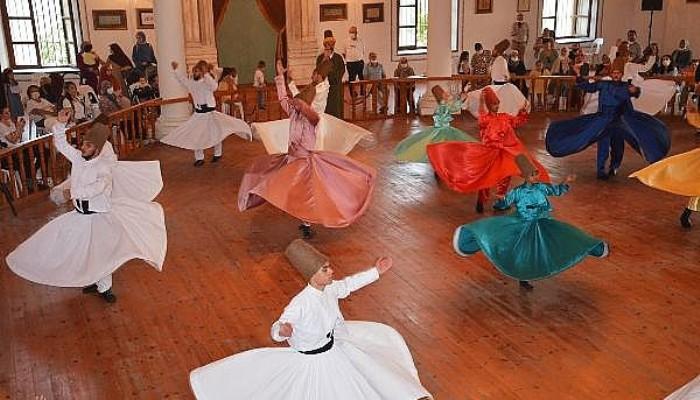 Gelibolu Mevlevihanesi'nin 400'üncü Kuruluş Yılına Semalı Kutlama