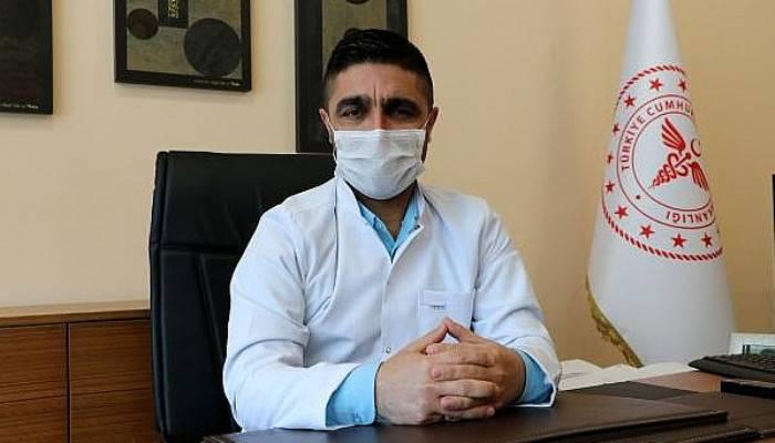 Başhekim Koronavirüsü Yendi, 'İmmün Plazma' Bağışçısı Oldu