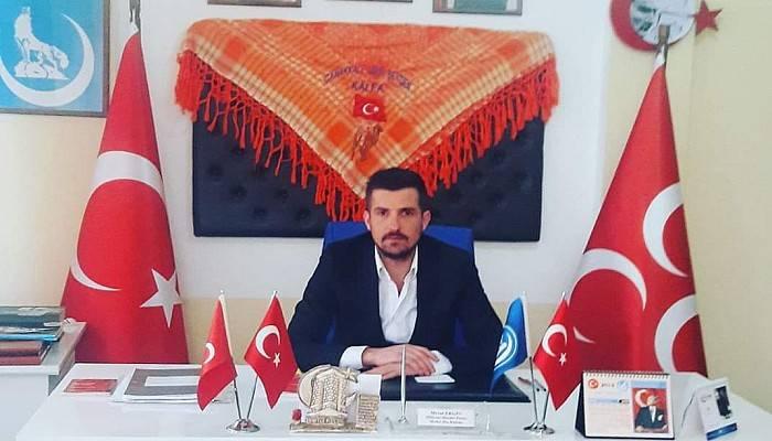 MHP Merkez İlçe Başkanı Ergin İstifa Etti