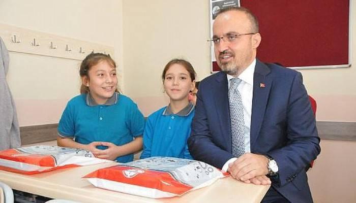 AK Partili Turan: Eğitime Ayrılan Bütçe 135 Milyarı Buldu