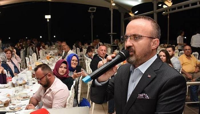 AK Parti'li Turan: Halk Ne Derse 23 Haziran'da Karar Verecek