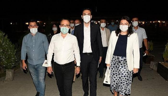 AK Partili Turan: Tahayyül Ettikleri Türkiye'yi Bulamayacaklar