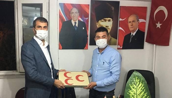 AK Parti'den MHP'ye 'Hayırlı Olsun' Ziyareti