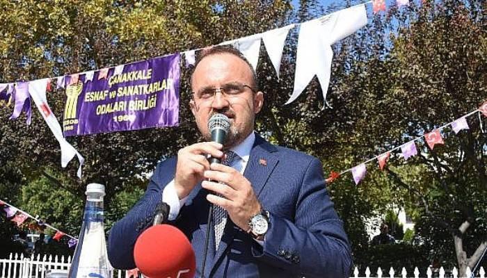AK Partili Turan: Hiç Kimsenin Bize Twitter'dan Ayar Vermeye Hakkı ve Haddi Yoktur