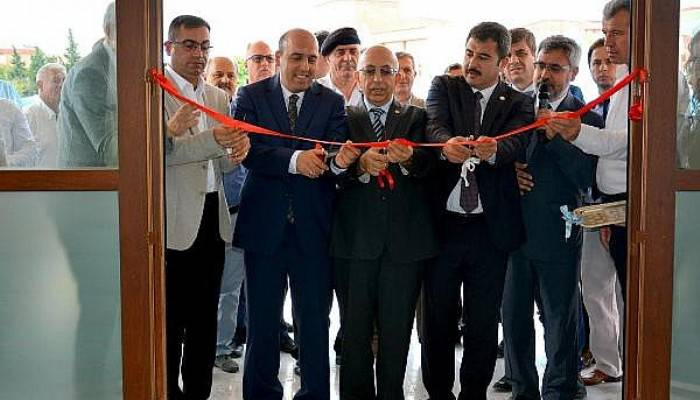 ÇOMÜ Ağaköy Yerleşkesi Camii'nin Açılışı Yapıldı